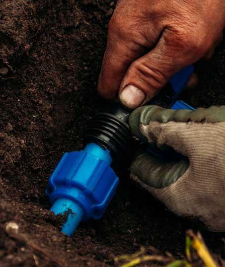 New Beginning Landscape & Remodel LLC Irrigation Installation