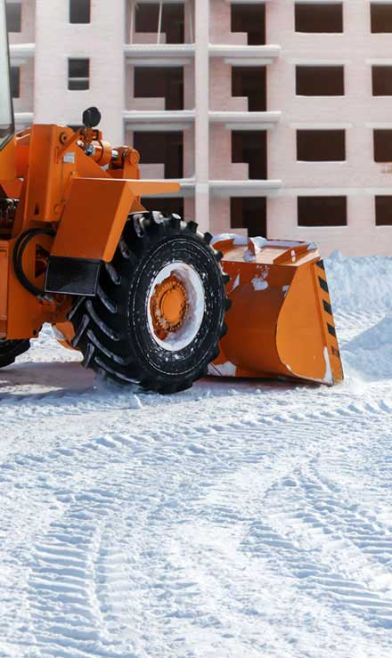 New Beginning Landscape & Remodel LLC Commercial Snow Removal