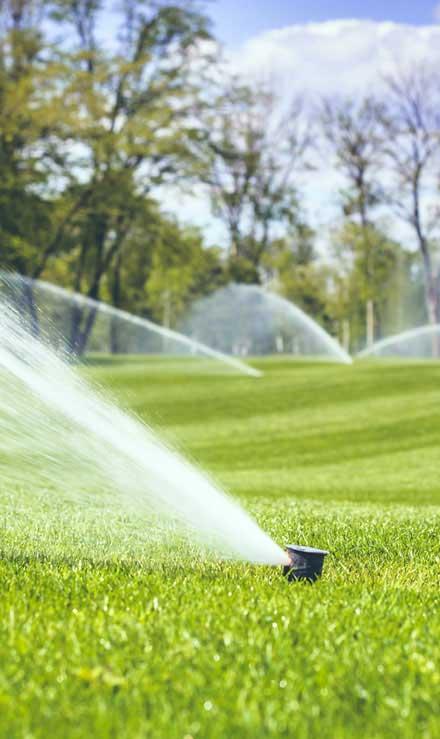 New Beginning Landscape & Remodel LLC Sprinkler Installation