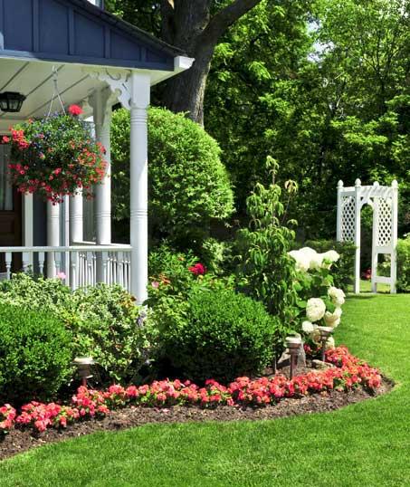 New Beginning Landscape & Remodel LLC Residential Landscaping