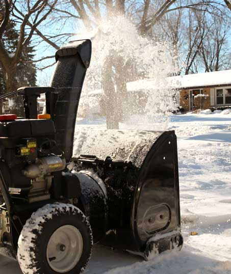 New Beginning Landscape & Remodel LLC Residential Snow Removal