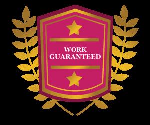 Work Guaranteed